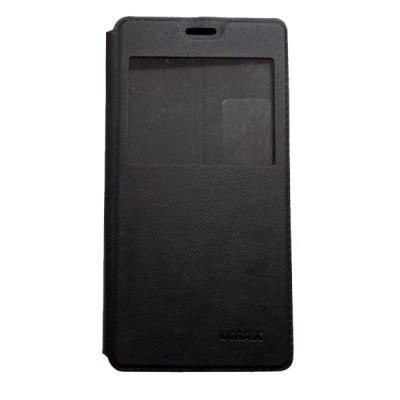 Pouzdro UMAX pro P50 LTE flipové černé