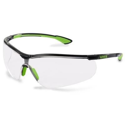 UVEX Sportstyle černo-zelené