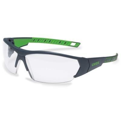 UVEX i-works šedo-zelené