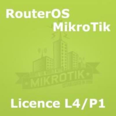 Licence Mikrotik CHR P1