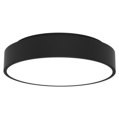 IMMAX NEO RONDATE Smart stropní svítidlo 60cm 50W černá