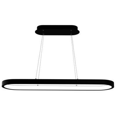 LED svítidlo IMMAX NEO HIPODROMO 42W černé