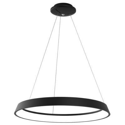 IMMAX NEO LIMITADO Smart závěsné svítidlo 60cm 39W černé