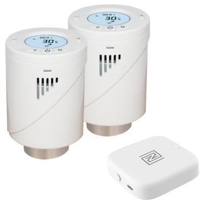 IMMAX NEO BRIDGE PRO v2 + 2x termostatická hlavice