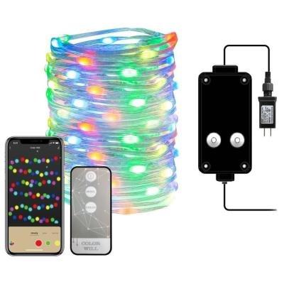 IMMAX NEO LITE Smart vánoční LED osvětlení 10m