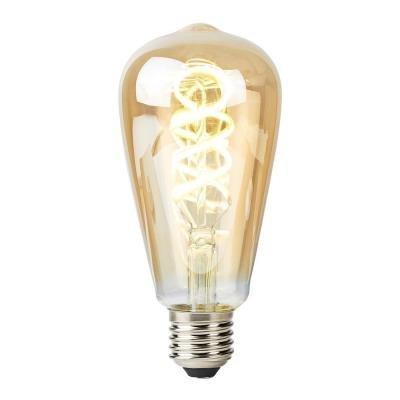 Nedis Wi-Fi Smart Bulb ST64 5,5W