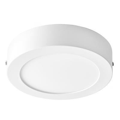 NEDIS Wi-Fi chytré stropní LED světlo/ kulaté/ průměr 17 cm/ teplá až studená bílá/ 800 lm/ 12 W/ hliník/ Android & iOS