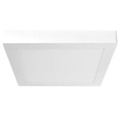 NEDIS Wi-Fi chytré stropní LED světlo/ hranaté/ 30 x 30 cm/ teplá až studená bílá/ 1200 lm/ 18 W/ hliník/ Android & iOS