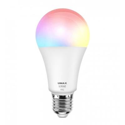 LED žárovka UMAX U-Smart Wifi Bulb