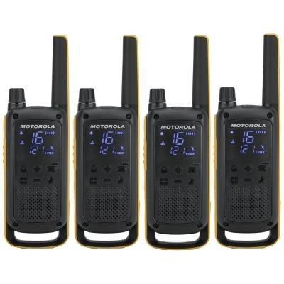 Vysílačka Motorola TLKR T82 Extreme 4ks