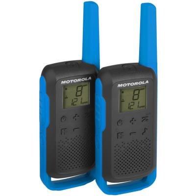 Vysílačka Motorola TLKR T62 2ks modrá