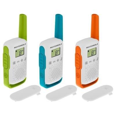 Motorola TLKR T42 3ks