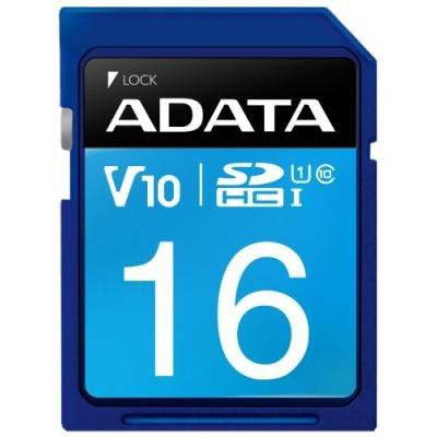 Paměťová karta ADATA Premier SDHC 16GB