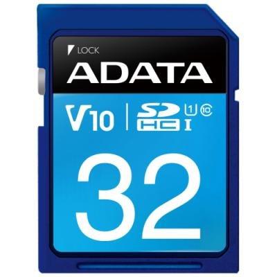 Paměťová karta ADATA Premier SDHC 32GB