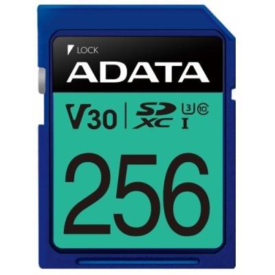 Paměťová karta ADATA Premier Pro SDXC 256GB