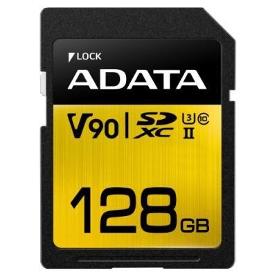 Paměťová karta ADATA Premier One SDXC 128GB