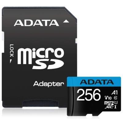 Paměťová karta ADATA Premier Micro SDXC 256GB