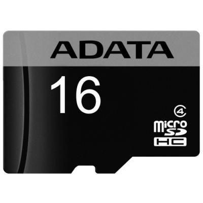 Paměťová karta ADATA Micro SDHC 16GB