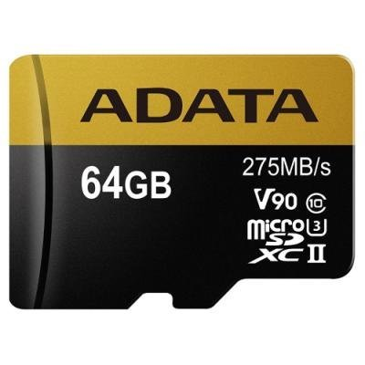 Paměťová karta ADATA Premier One Micro SDXC 64GB