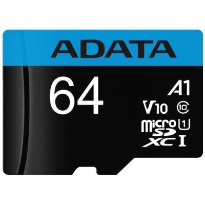 Paměťová karta ADATA Premier microSDXC 64GB