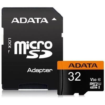 Paměťová karta ADATA Premier Pro Micro SDHC 32GB