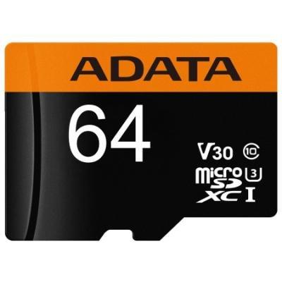 Paměťová karta ADATA Premier Pro Micro SDXC 64GB