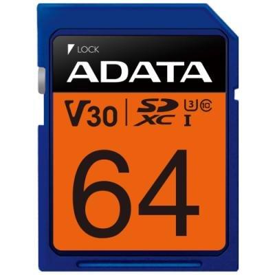 Paměťová karta ADATA Premier Pro SDXC 64GB