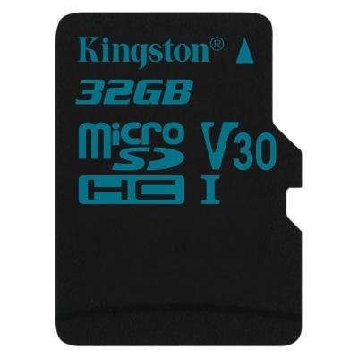 Paměťová karta Kingston Canvas Go Micro SDHC 32GB