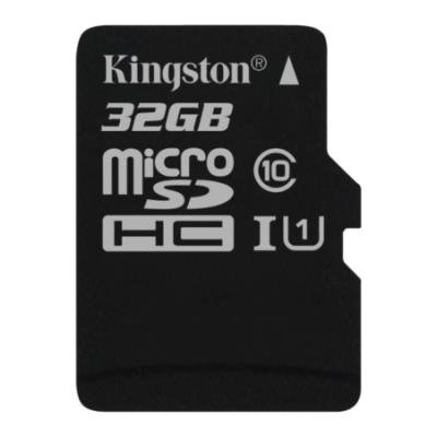Paměťová karta Kingston Canvas Select SDHC 32GB