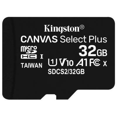 Paměťová karta Kingston Canvas Select Plus 32GB
