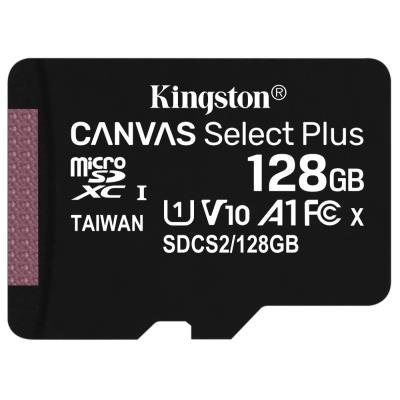 Paměťová karta Kingston Canvas Select Plus 128GB