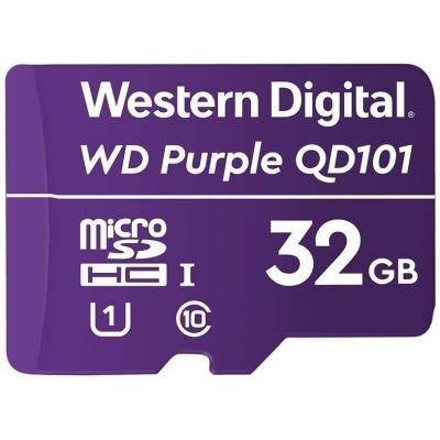 WD Purple MicroSDHC QD101 32GB
