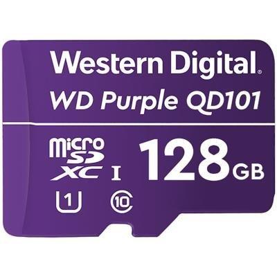 WD Purple MicroSDXC QD101 128GB
