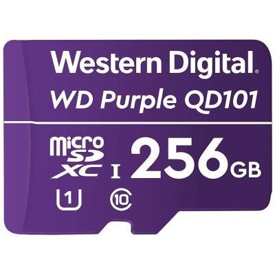 WD Purple MicroSDXC QD101 256GB