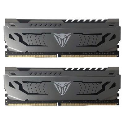 PATRIOT Viper 4 Steel Series 16GB DDR4 3600 MHz / DIMM / CL17 / Heat shield / KIT 2x 8GB