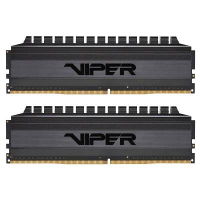 Patriot Viper 4 Blackout V4B 16GB 3600MHz