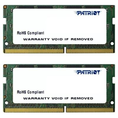 PATRIOT Signature DDR4 16GB 2400MHz / SO-DIMM / CL17 / KIT 2x 8GB