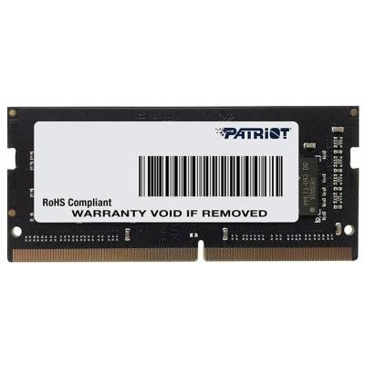 PATRIOT Signature 16GB DDR4 2666MHz / SO-DIMM / CL19 /