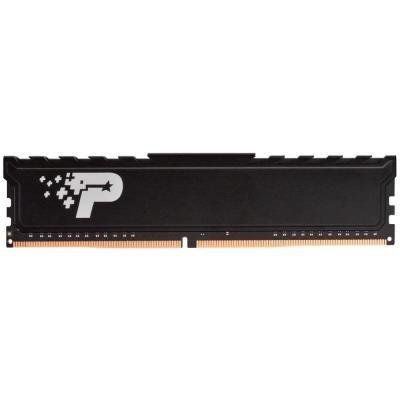 Operační paměť Patriot Premium 4GB DDR4 2400MHz