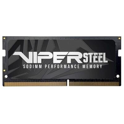 PATRIOT Viper Steel 8GB DDR4 2400MHz / SO-DIMM / CL15 / 1,2V /