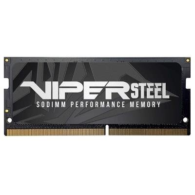 PATRIOT Viper Steel 8GB DDR4 2666MHz / SO-DIMM / CL18 / 1,2V /