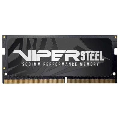 PATRIOT Viper Steel 16GB DDR4 2400MHz / SO-DIMM / CL15 / 1,2V /
