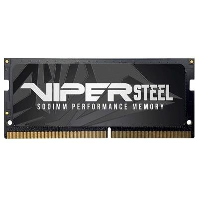 PATRIOT Viper Steel 16GB DDR4 2666MHz / SO-DIMM / CL18 / 1,2V /