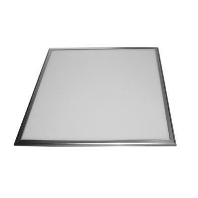IMMAX LED panel/ 600x600x10mm/ 40W/ 4400lm/ přírodní bílá/ 5Y + zdroj/ stříbrný