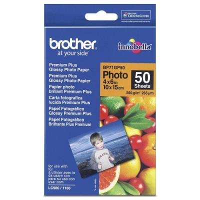 Fotopapír Brother BP71GP50