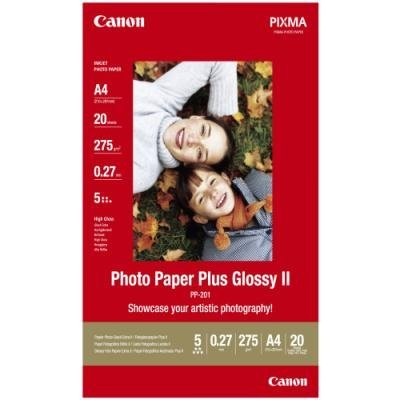 Canon fotopapír PP-201/ A4/ Lesklý/ 20ks