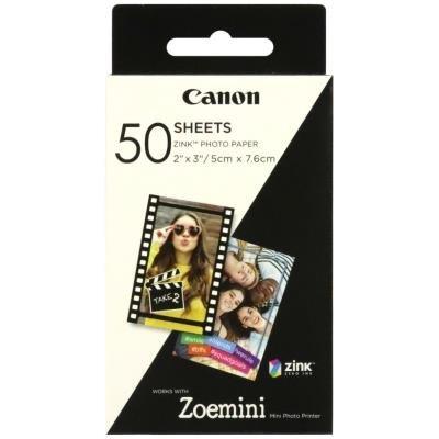 Fotopapír Canon ZP-2030 50x76mm 50ks