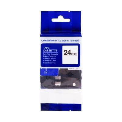 Páska PrintLine kompatibilní s Brother TZE-253
