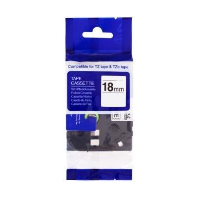 Páska PrintLine kompatibilní s Brother TZE-FX641