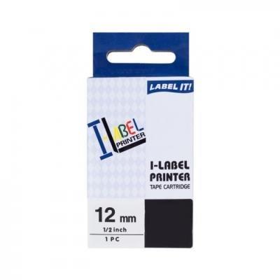 Páska PrintLine kompatibilní s Casio XR-12BU1